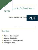 Aula02 Introducao ServidoresWEB