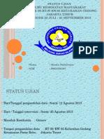 Status UJIANnanaanannaa.pptx