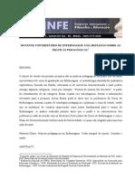 Docente Universitario de Enfermagem_uma Reflexao Sobre as Praticas Pedagogicas