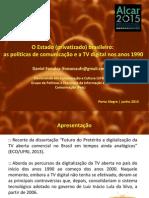 A história da TV Digital nos anos 1990