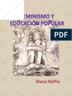 Feminismo y Educacion Popular