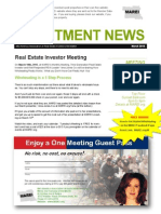 Investment News March 2015