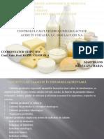 Controlul Calitatii Produselor Lactate Acide in Unitatea DAR - Badea Ana