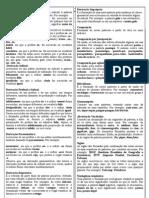 Conteído e Exercícios 3AO