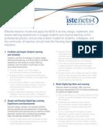 nets-t standards
