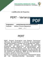 PERT y Varianzaimpresion
