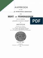 De muntpolitiek van Philips de Schone, 1482-1496 / door H. Enno van Gelder