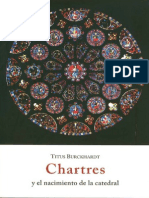Burckhardt Titus - Chartres Y El Nacimiento de La Catedral