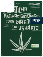 Cartilha Antiproibicionista 2015