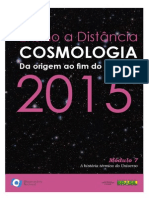Cosmologia - módulo 7