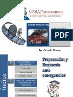 Preparacion y Respuesta Ante Emergencias