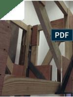 Seminario Estructuras en Maderas / Informe Construcción de Oficina para el CEAD