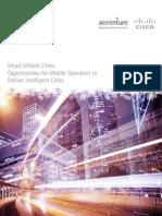 Accenture Smart Mobile Cities