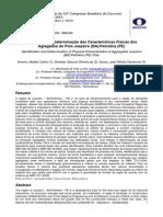 Identificação e Determinação das Características Físicas dos Agregados do Polo Juazeiro (BA)/Petrolina (PE)