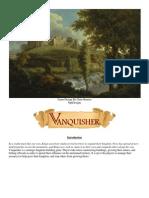 Vanquisher Rulebook