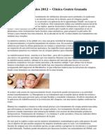 Tratamientos Faciales 2012 ~ Clinica Centro Granada