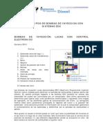 Tipos de Bombas de Inyeccion Con Sistemas EDC