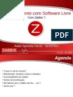 Monitoração com Software Livre - Zabbix - FLISOLDF.pdf