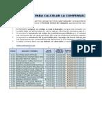 Plantilla Para Calcular CTS en Excel