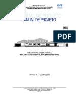 Proinfancia - Manual Projeto - b - r1