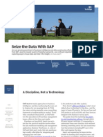 Seize the Data With SAP_final