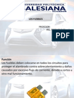 1.3.3 Fusibles Automotrices