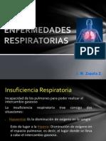 Algunas Enfermedades Respiratorias