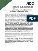 090615 NP PRODUCTOS TECNOLÓGICOS SERÁN LOS MAS SOLICITADOS EN ESTA CAMPAÑA POR EL DÍA DEL PADRE  Y COPA AMÉRICA