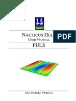 Nauticus Hull - Steel Plates Unstiffened