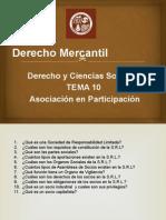 Sesion 10 Asociacion en Participacion
