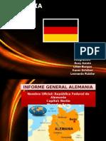 Informe General Alemania