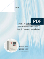 DZB100 Series Usermanual1