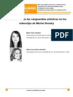 La Influencia de Las Vanguardias Artisticas en Los Videoclips de Michel Gondry