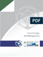 HSC MailInspector Guia de Administração v.4.1