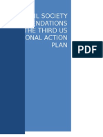 Model National Action Plan for Open Government