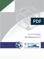 HSC MailInspector Guia de Administração v.4.2