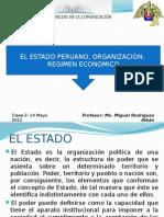 Clase3-El Estado Peruano