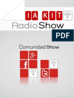 Media Kit Radio Show