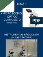 2 Microscopio Óptico Compuesto