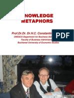 KM 01 Knowledge Metaphors