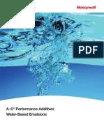 Honeywell Performance Additives Water Based Emulsions Brochure.pdf
