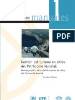 Manual Patrimonio y Gestión Turistica