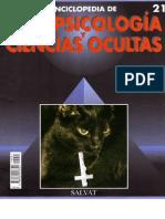 21 PARAPSICOLOG÷A Y CIENCIAS OCULTAS.pdf