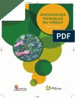 Operaciones Manuales en Viñedo