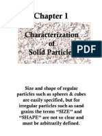 Chapter 1 Stu- Particle Technology