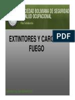 Extintores - Generalidades y Carga de Fuego [Modo de Compatibilidad]
