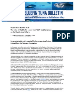 Bluefin Tuna Bulletin