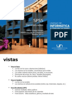 Generalidades SPSS