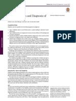 Clasificacion y Diagnostico de La Diabetes Guias Ada 2015