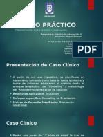 Caso Clinico Councelling